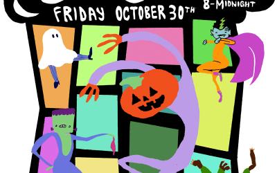 Boo Bash Halloween Fundraiser for RACES