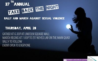 37th Annual Take Back the Night